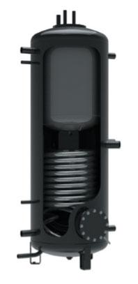 Hygiene boiler met 1 warmtewisselaar